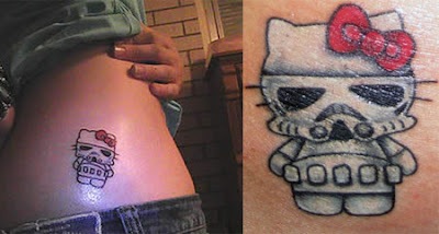 hello kitty tattoos pics
