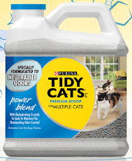 Seiko Recommends Tidy Cats Power Blend