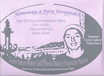 Homenaje a Paty Fernández