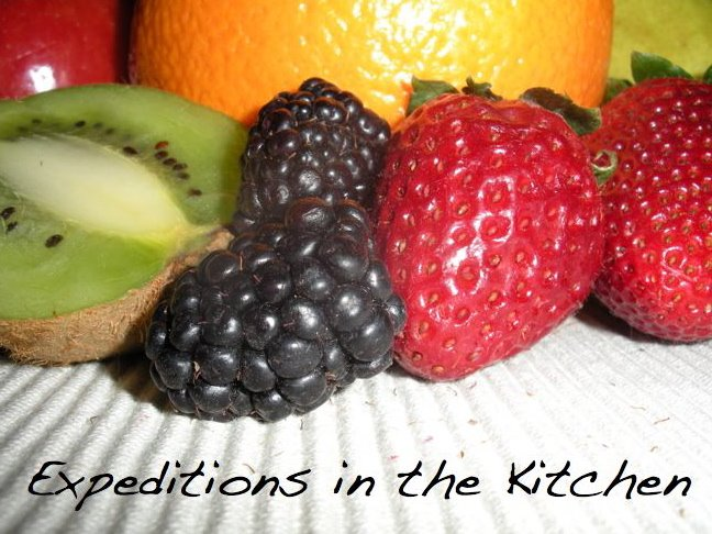 Expeditions in the Kitchen about