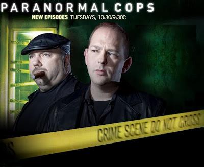 paranormal cops