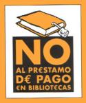 No al canon en bibliotecas