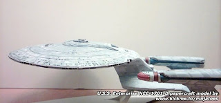 Star Trek Papercraft