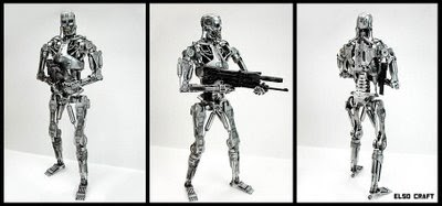 terminator endoskeleton paper craft Community service essays for college buy terminator t800 endoskeleton papercraft book components of an essay finance phd thesis.