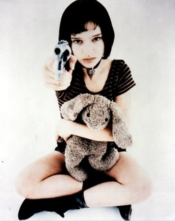 Thoughts on Natalie Portman in Leon (The Professional)