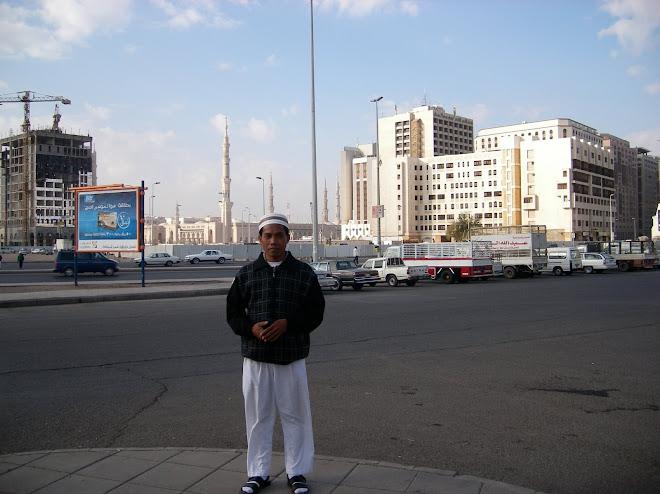 Pagi di Madinah