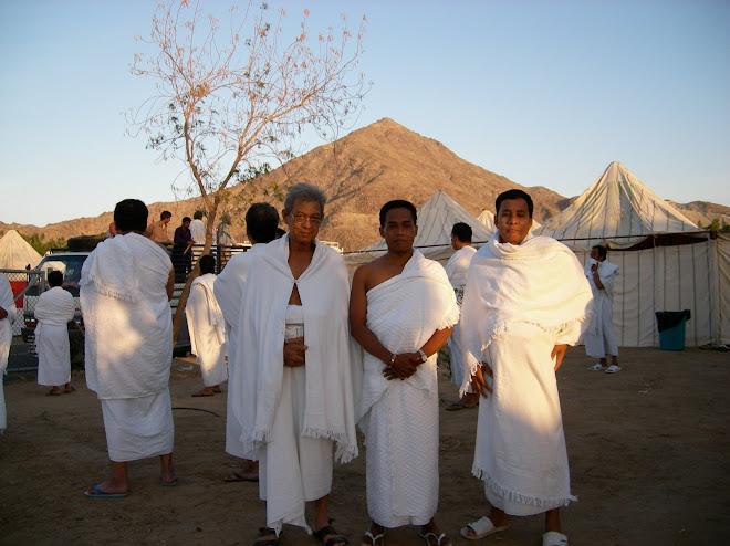 Petang di Arafah