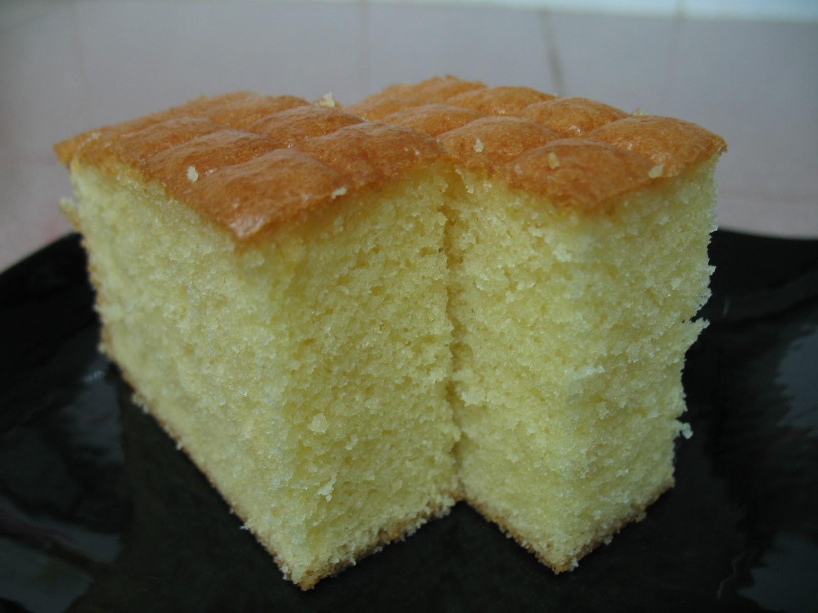 mayjun's Homemade Cakes: Moist Butter Cake~~9 inch ( 牛油蛋糕)
