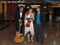 Violin Player, Guitar and Vocal