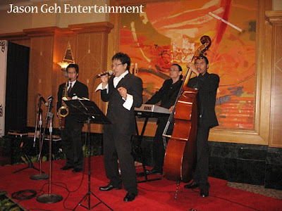Live Band Entertainment