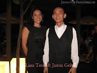 Solo Pianist Jason Geh with Lina Teoh