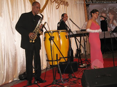 Jason Geh's Wedding Singer and Live Band