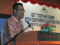 speech by CIMA's director