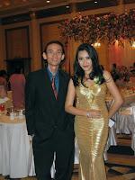 Jason Geh and Tia