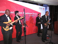 The Jazz Quartet performing LIVE