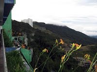 A view of Genting Highlands