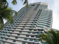 View of Le Meridien Hotel Kuala Lumpur