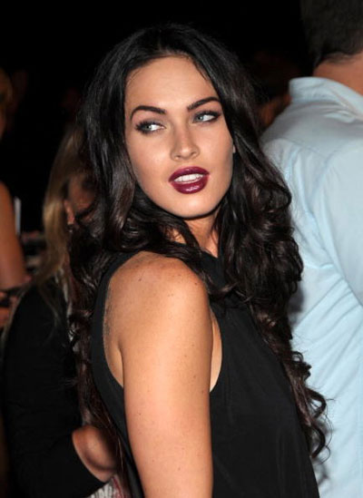 photos of megan fox before plastic. megan fox plastic surgery