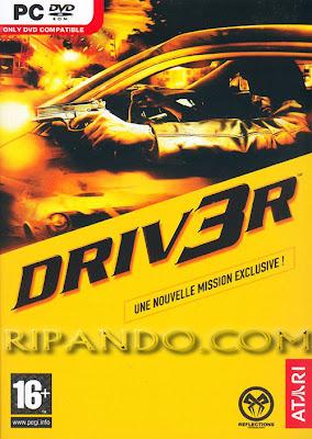 DRIV3R (PC) Rip Portable