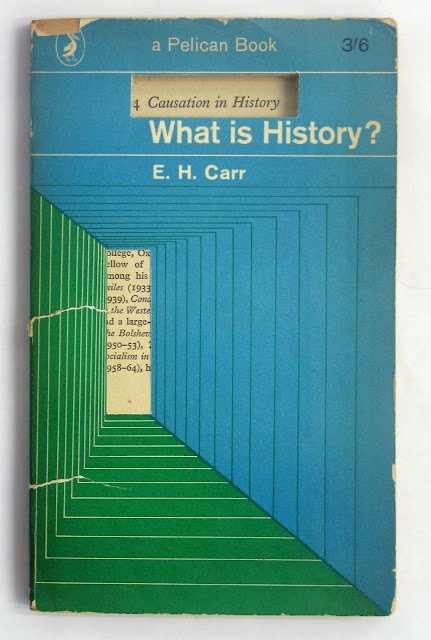 Free Fall Series – What is History – 4. Causation in history, 2010 Altered Pelican paperback