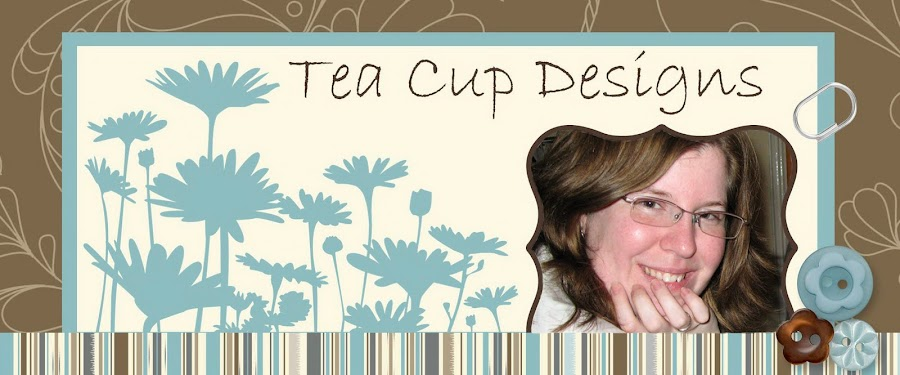 Tea Cup Designs