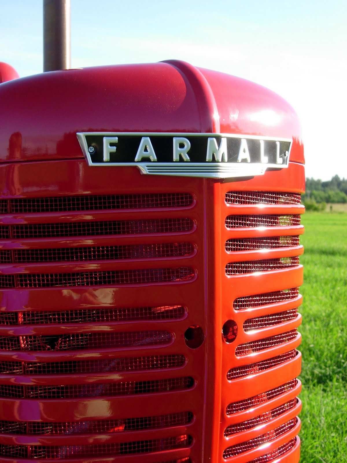 Farmall RedFarmall Logo Wallpaper