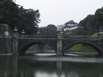 Japanese Imperial Palace