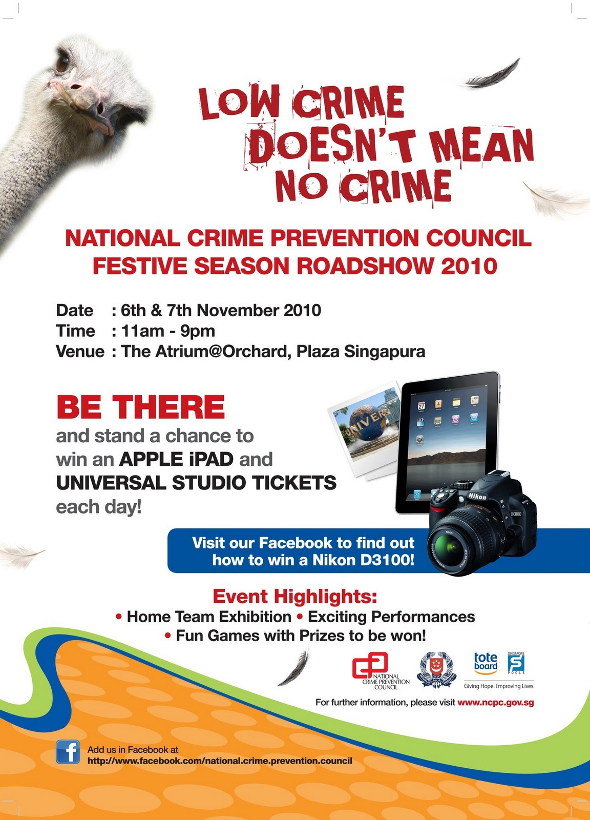 crime prevention programs