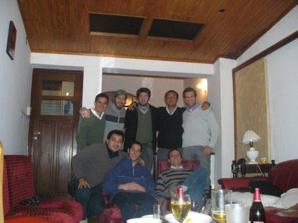 Reunión D invierno