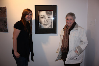 Nipissing Juried Exhibition - Malinda Prud'homme and Eileen O'Connor