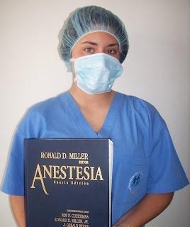 Qué bella es la anestesiología