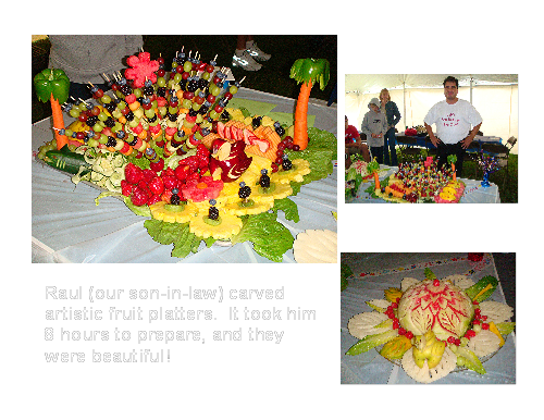 The Fruit Platters