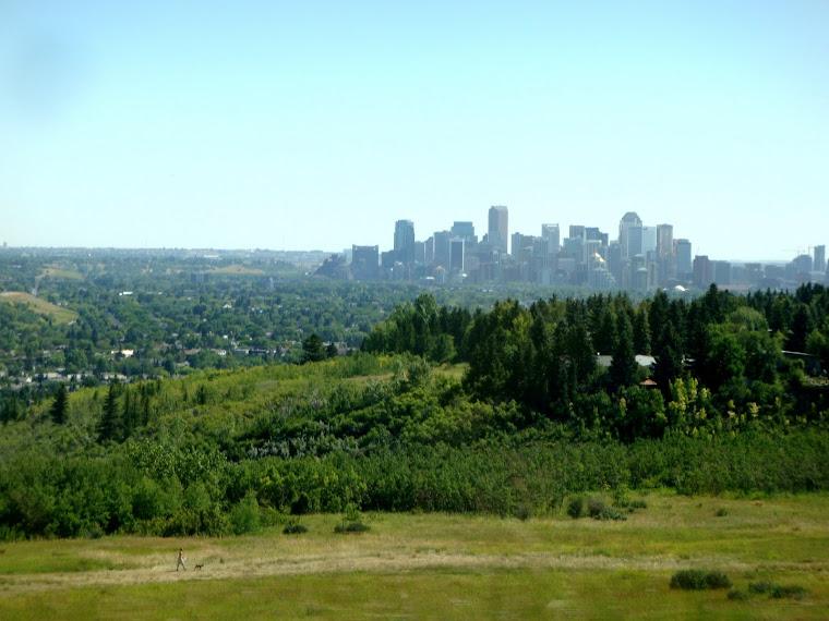 Down Town Calgary (Alberta, Canada)