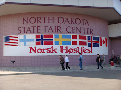Norst Hostfest in Minot, ND