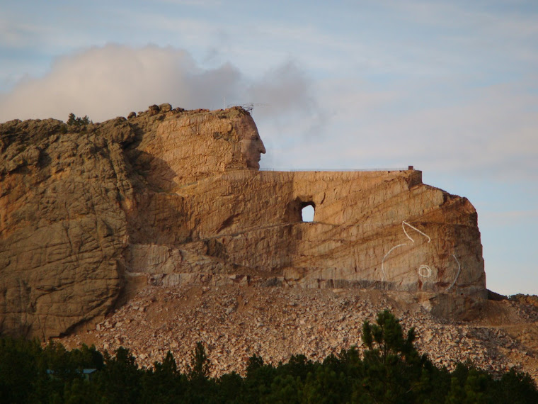 Crazy Horse Mounument