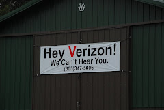 Sign on a Barn We Saw Along the Way
