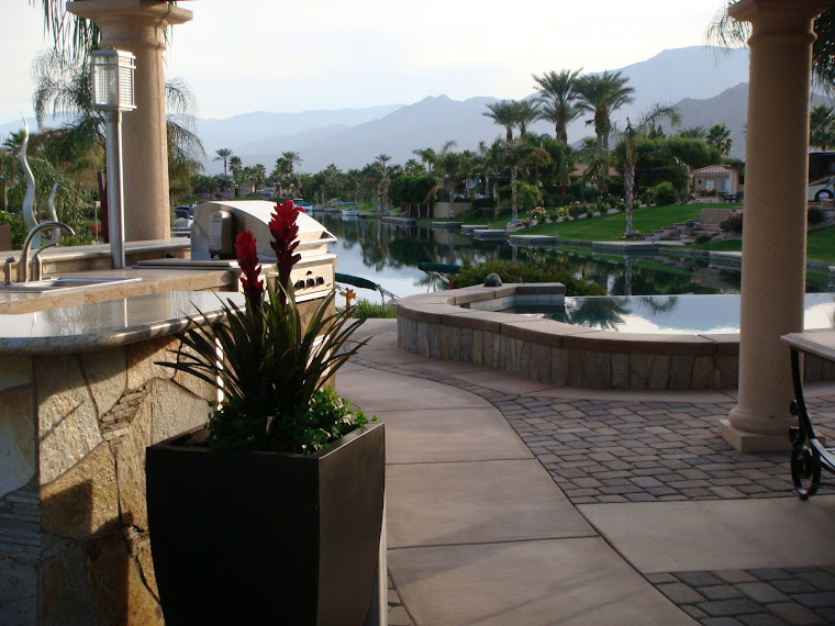 Improved Private RV Lot in Indio
