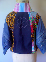 Alexander McQueen Kimono Back