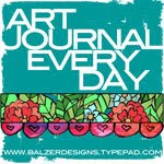 Art Journal Every Day!!