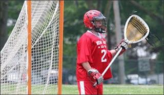 Mount Olive NJ Lacrosse Brandyn Merkle