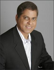 Comedian Rich Ramirez