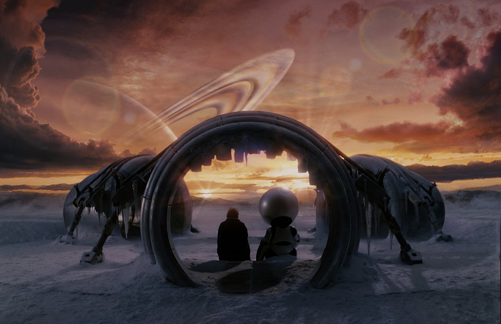 It's a Geek's Life: The Hitchhikers Guide to the Galaxy movie