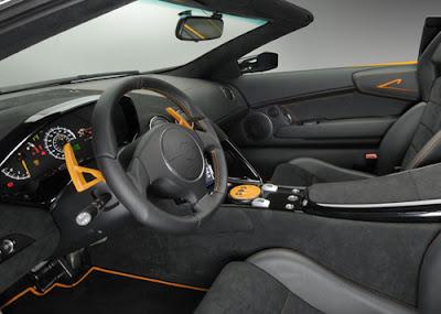 Lamborghini Murcielago LP650-4 Roadster, 2010