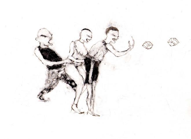 trio Bednarski  30x20 cm