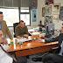 Ο Υφυπουργός Τύπου επισκέφθηκε τα ΜΜΕ της Πάτρας