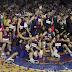 Η Μπαρτσελόνα κατέκτησε τον τίτλο στην Ισπανία και στο μπάσκετ