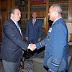 Συνάντηση του πρωθυπουργού με τους νέους αρχηγούς των Ενόπλων Δυνάμεων.