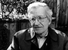 Noam Chomsky - Biografia