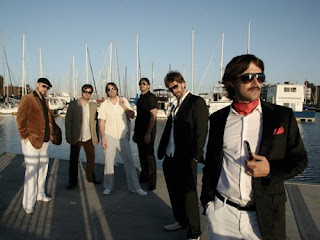 Cuve Chic Yacht Rock And The Topsider Crew