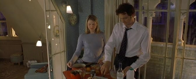 bridget jones cooking